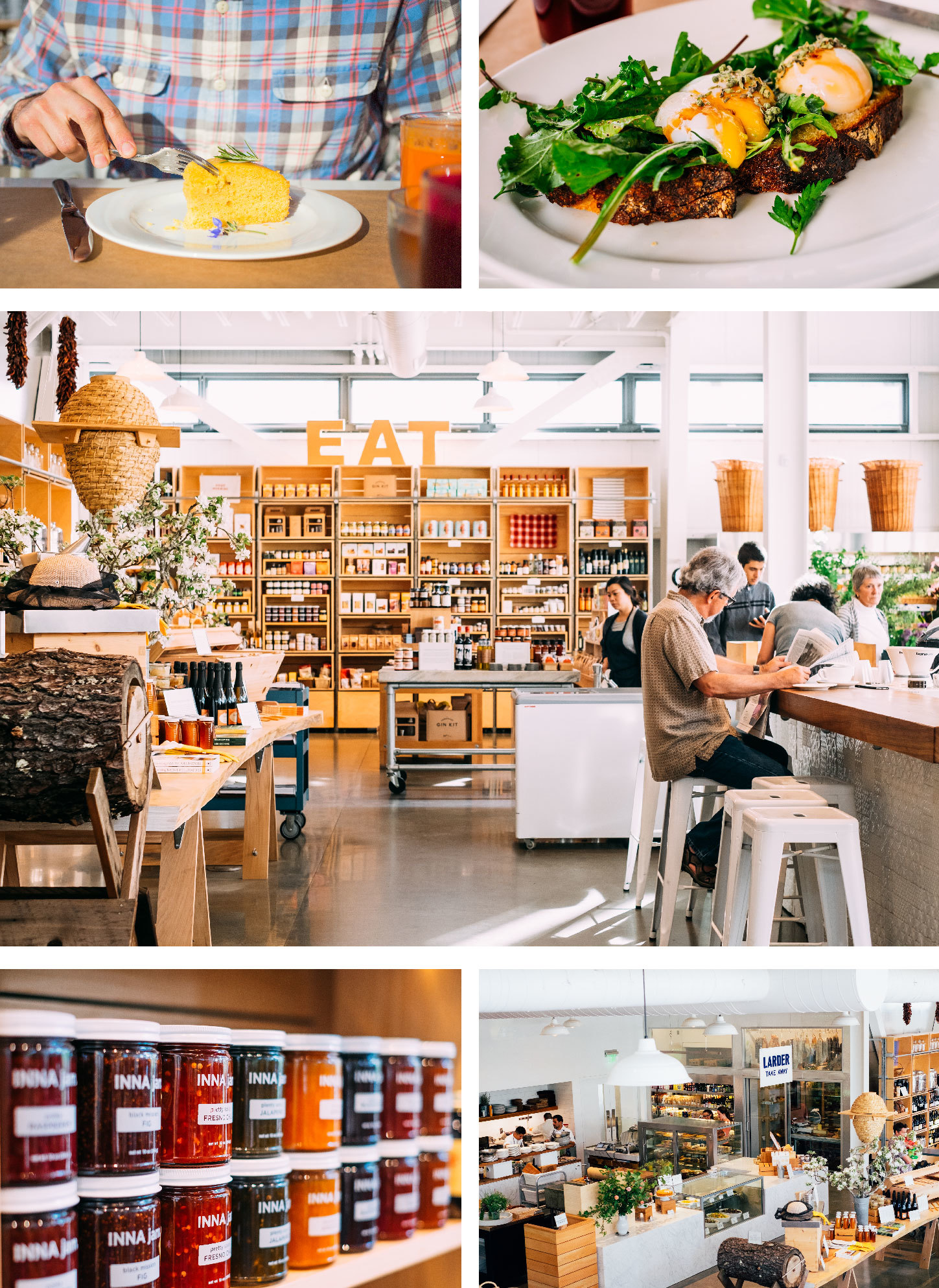 Healdsburg Collage