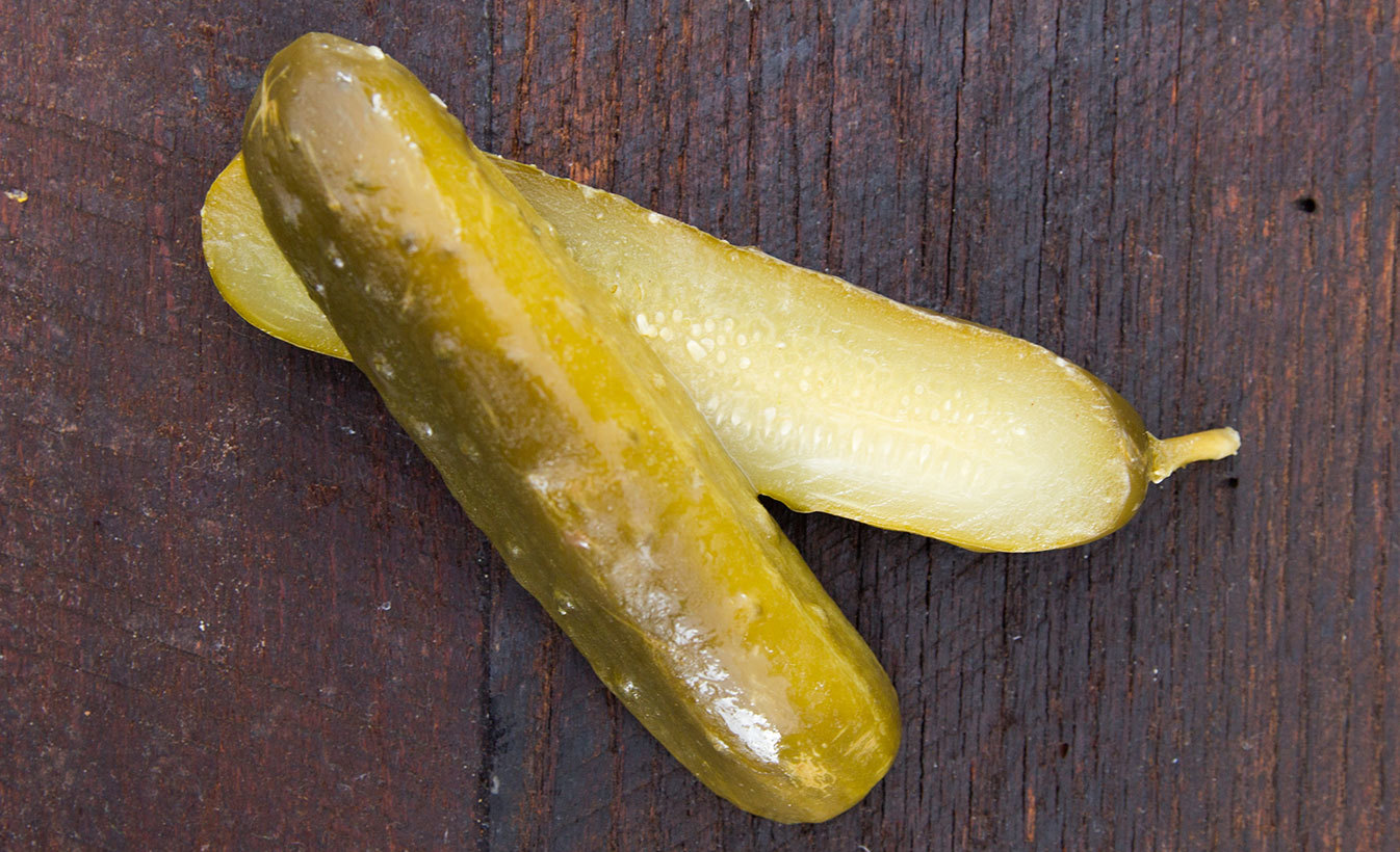 Menu Sides Pickle